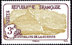 Le lion deBelfort  (reproduction des timbres de 1917-18)