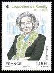 timbre N° 5380, Jacqueline de Romilly 1913 - 2010