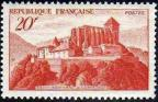 timbre N° 841A, Saint Bertrand de Comminges (Haute Garonne)