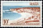 timbre N° 978, Royan (Charente-maritime)