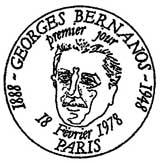 Oblitération 1er jour à Paris le 18 février 1978