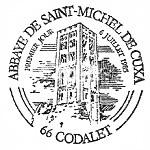 Oblitération 1er jour à Codalet le 26 juin 1985
