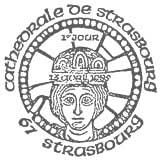 Oblitération 1er jour à Strasbourg le 13 avril 1985