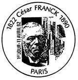 Oblitération 1er jour au Carré d'Encre  Paris  le 11 avril 1992'