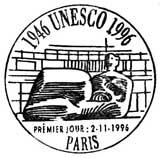 Oblitération 1er jour à Paris le 2 octobre et au salon Philatélique d'Automne le 7 octobre 1996