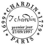 Oblitération 1er jour à Paris le 27 septembre 1997
