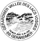 Gérardmer (Vosges) le Samedi 15 avril 2000