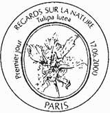 Oblitération 1er jour à Paris le 17 juin 2000