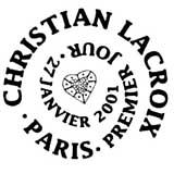 Oblitération 1er jour à Paris le 27 janvier 2001