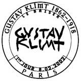 Oblitération 1er jour à Paris le 8 février 2002