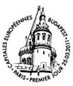 Oblitération 1er jour à Paris  au Carré d'Encre et au Salon des Séniors le 25 et 26 mars 2011