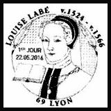 Oblitération 1er jour à Paris au Carré d'Encre et au salon Philex le samedi 22 mai 2016