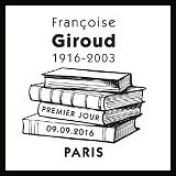 Oblitération 1er jour à Paris au Carré d'Encre le 9 et 10 septembre 2016