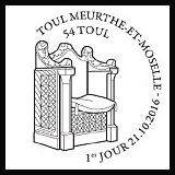 Bureau temporaire à Toul et Paris le 21 et 22 octobre 2016