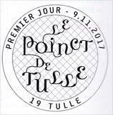 Oblitération 1er jour à Paris au Carré d'Encre, au Salon philatélique d'automne, au musée du Cloître  le 9 et 10 novembre 2017