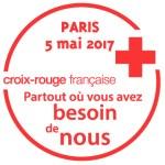 Oblitération 1er jour à Paris au carré d'Encre le 5 et 6 mai 2017