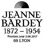 Oblitération 1er jour à Paris au Carré d'Encre et Lyon les 2 et 3 juin 2017