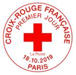 Oblitération 1er jour à Paris au carré d'Encre le 18 et 19 octobre 2019