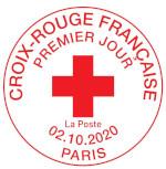 Oblitération 1er jour à Paris au carré d'Encre 3 bis rue des Mathurins, 75009 PARIS. le 2 et 3 octobre 2020