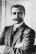 Louis Blériot (1872-1936) constructeur, d'avions, de motocyclettes et de chars à voile