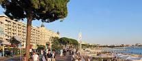 La Croisette à Cannes