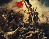Eugène Delacroix (1799-1863) peintre majeur du romantisme