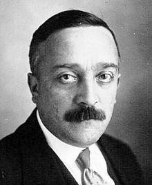 Henri Queuille (1884-1970)  homme d'État français. Plusieurs fois ministre sous la Troisième République