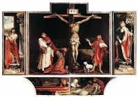 Retable des Antonins d'Issenheim - Colmar - Croix Rouge